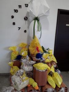 Produzione Uova di Pasqua